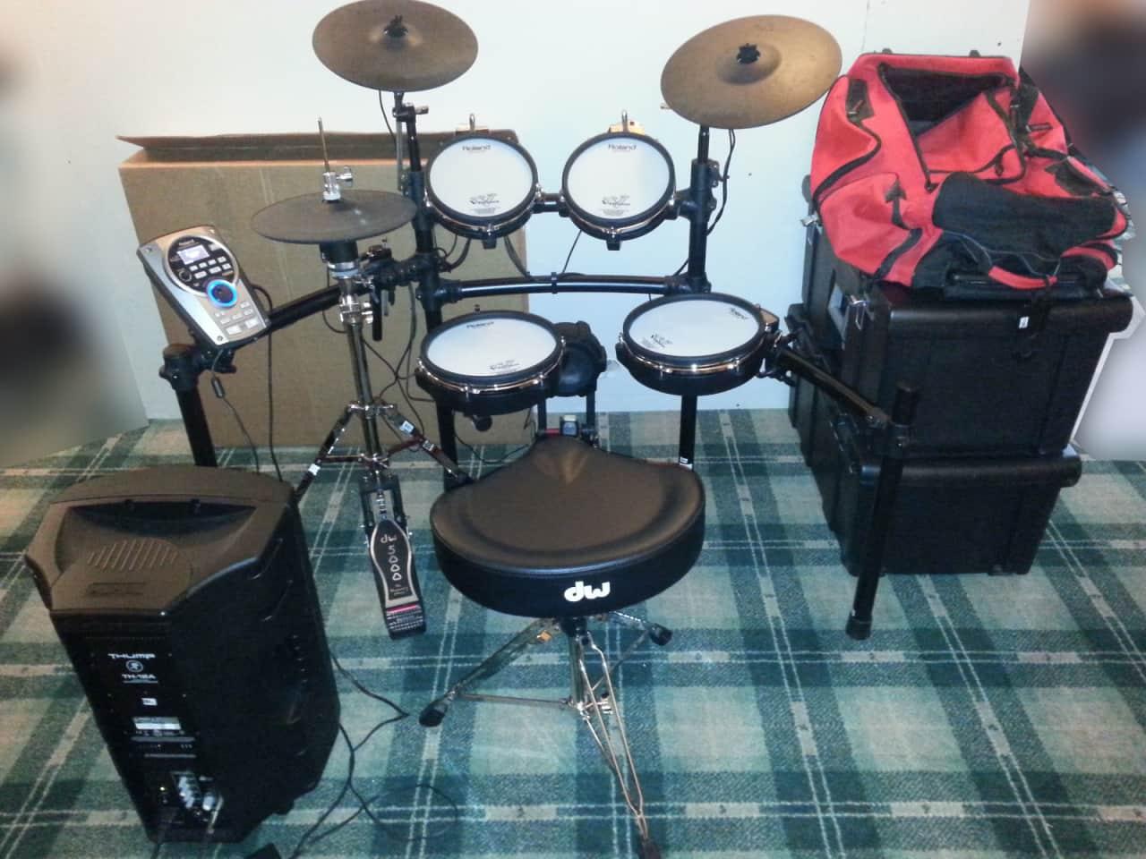 Drum Tour Cases
