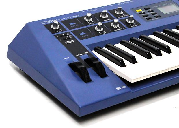 Yamaha cs1x analog modeling synthesizer reverb for Yamaha cs1x keyboard
