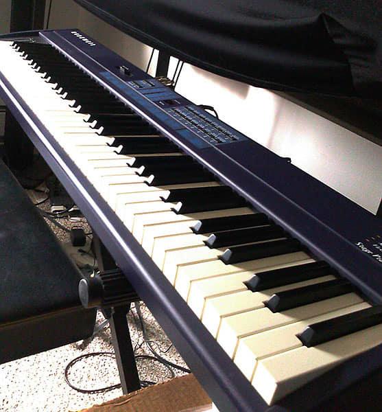 kurzweil sp 76 piano keyboard midi controller reverb. Black Bedroom Furniture Sets. Home Design Ideas