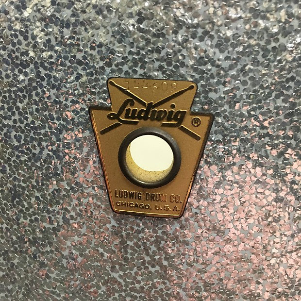 Vintage Ludwig Floor Tom 70