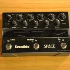 Eventide Space Reverb Pedal image