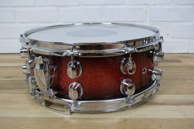 mapex saturn 14x5 5 maple snare drum near mint used reverb. Black Bedroom Furniture Sets. Home Design Ideas