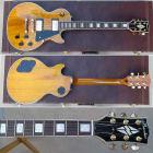 Bacchus Les Paul Custom Exotic Mango Wood #20 Electric Guitar New in Box image