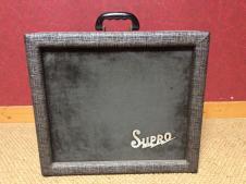 Supro 1696T 1959 Grey / White / Black image