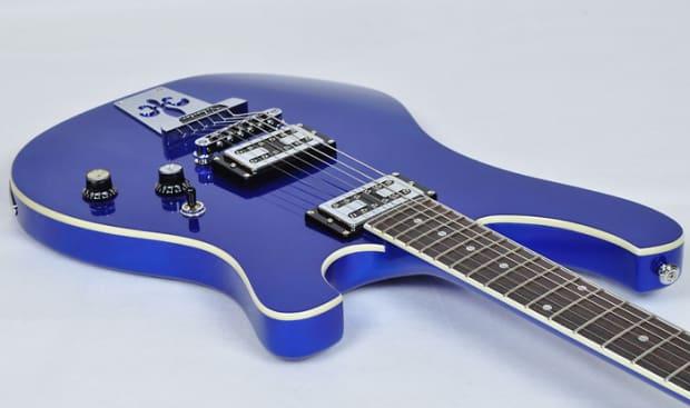 schecter stargazer prototype electric guitar in metallic reverb. Black Bedroom Furniture Sets. Home Design Ideas