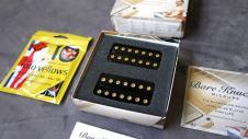 Bare Knuckle Pickups BKP Warpig 7 Strings Calibrated Uncovered Set  Black image