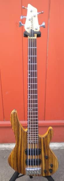 washburn 1999 usa xb925 bantam series 5 string bass reverb. Black Bedroom Furniture Sets. Home Design Ideas