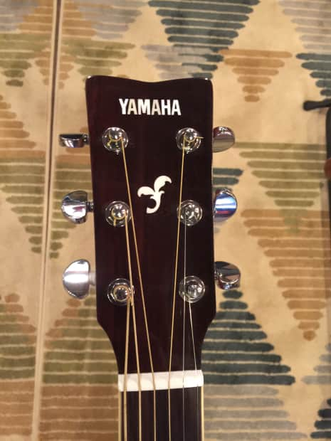 Yamaha fgx720sc natural reverb for Yamaha fgx720sca price