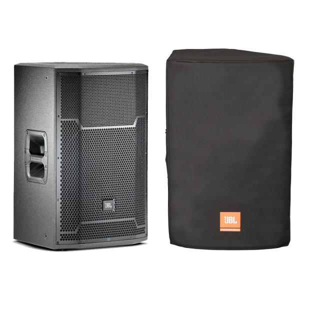 jbl prx715 15 inch speaker system floor monitor padded
