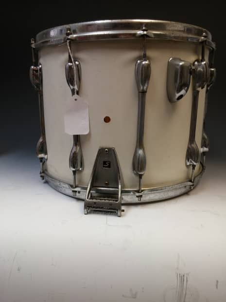 slingerland marching snare drum 15 x 12 for parts or repair reverb. Black Bedroom Furniture Sets. Home Design Ideas