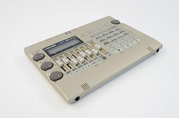 boss br 600 digital recorder manual