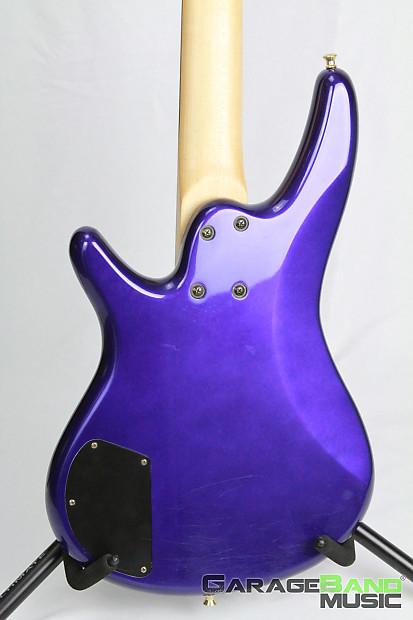 Ibanez Sound Gear SR405 Cobalt Blue 5 String Bass Reverb