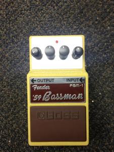Boss FBM-1 Fender Bassman Pedal image