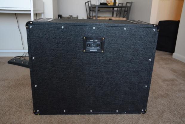 marshall 1936v 2x12 cabinet with celestion vintage 30 speakers 2015 reverb. Black Bedroom Furniture Sets. Home Design Ideas