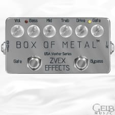 Zvex USA Vexter Box of Metal Distortion Guitar Effects Pedal - USVBOM image