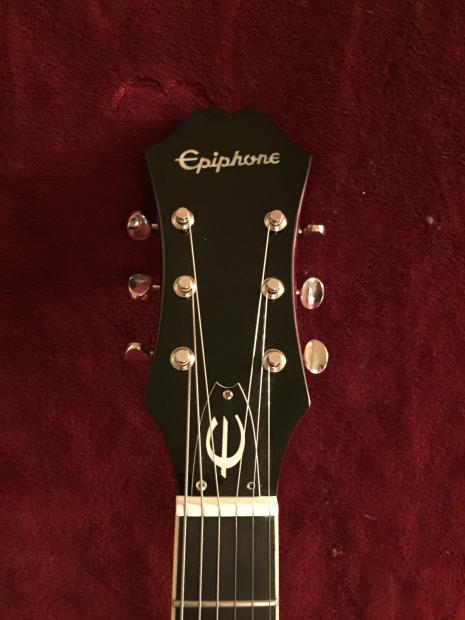 epiphone casino gold