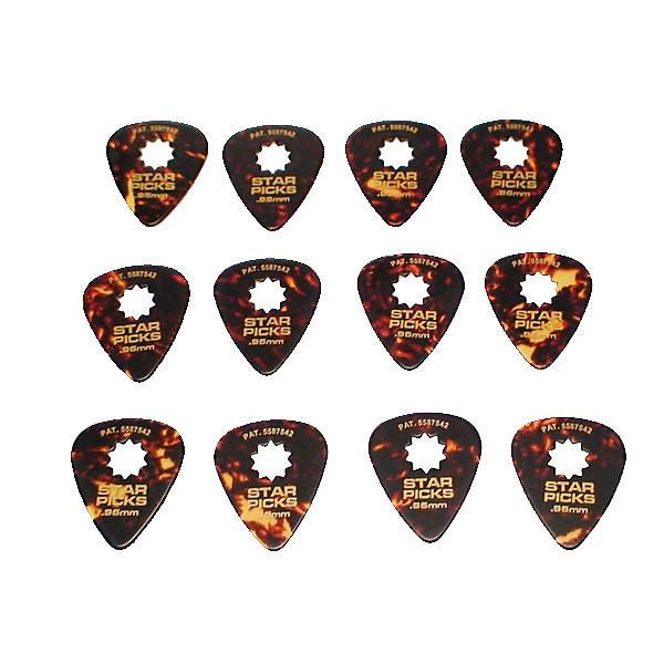 everly star picks 351 shape shell celluloid guitar picks reverb. Black Bedroom Furniture Sets. Home Design Ideas