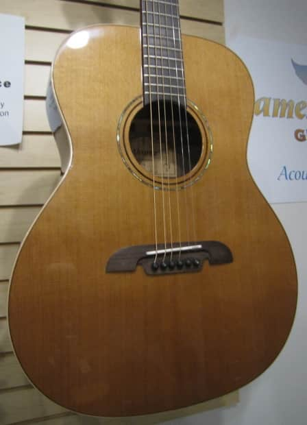 new alvarez mf 75 cedar top acoustic guitar w case reverb. Black Bedroom Furniture Sets. Home Design Ideas