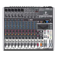 Behringer XENYX X1832USB 18-Channel Mixer with USB, Used