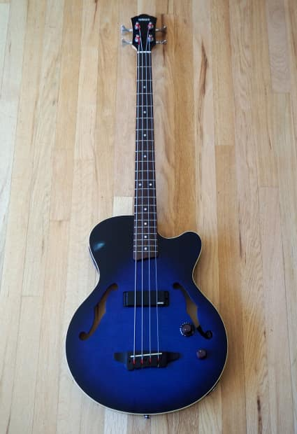 Yamaha Slb Silent Electric Upright String Bass