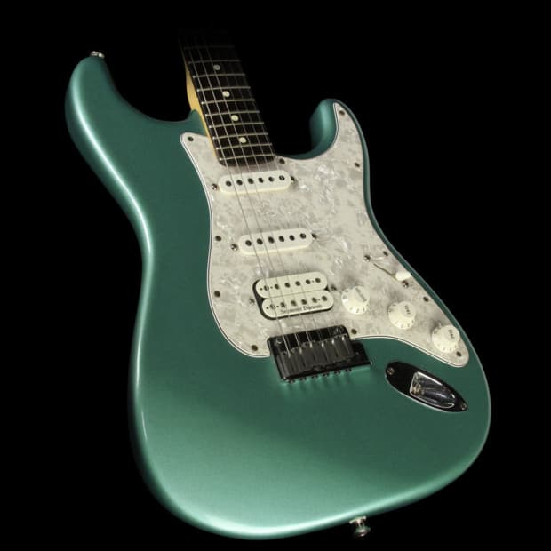 used 2001 fender lone star stratocaster electric guitar ocean reverb. Black Bedroom Furniture Sets. Home Design Ideas