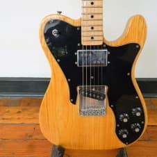 Fender Telecaster Custom 1973 Natural image
