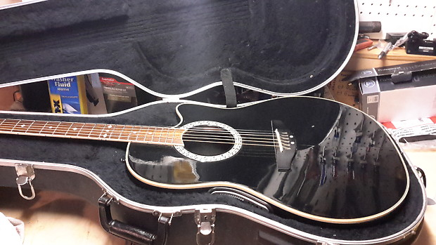Ovation Celebrity CC 057 Acoustic Electric Guitar | eBay