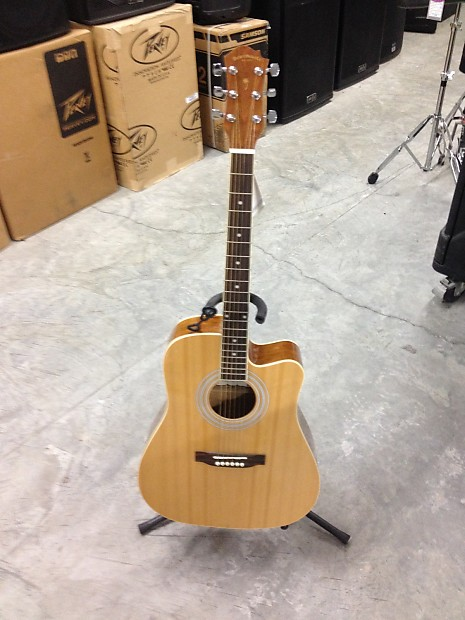 palmer pd21 ceq acoustic electric guitar new reverb. Black Bedroom Furniture Sets. Home Design Ideas