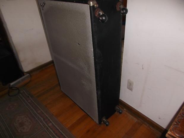 fender dual showman speaker cabinet 60 70 39 s reverb. Black Bedroom Furniture Sets. Home Design Ideas