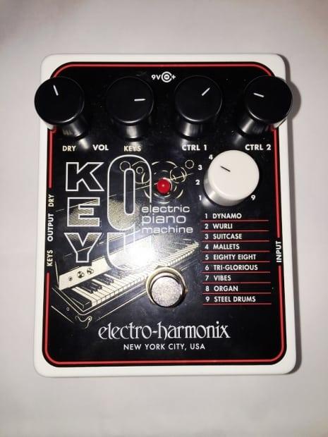 electro harmonix key 9 reverb. Black Bedroom Furniture Sets. Home Design Ideas