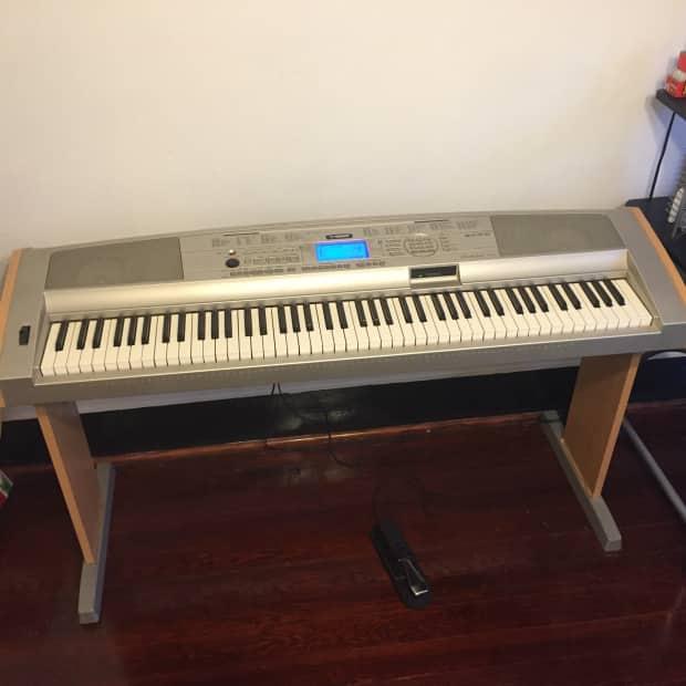 Yamaha dgx 500 reverb for Yamaha dgx 200 portable grand keyboard