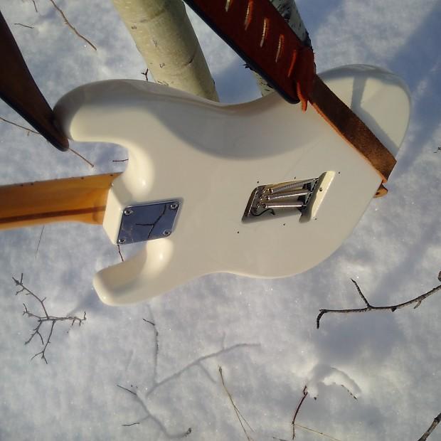 Vintage Fender Stratocaster Parts 109