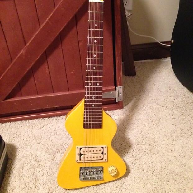 C Fox Guitar For Sale 80s Hondo Chiquita &qu...