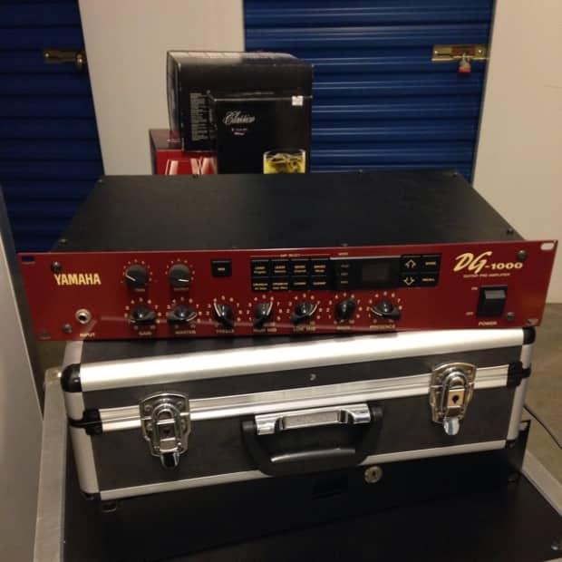 Yamaha dg 1000 reverb for Yamaha thr10x specs