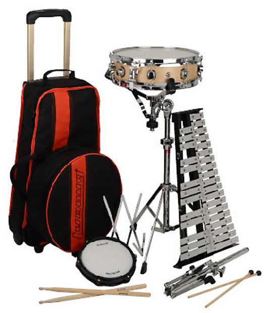 ludwig le2483rbr educational rolling snare drum bells combo reverb. Black Bedroom Furniture Sets. Home Design Ideas