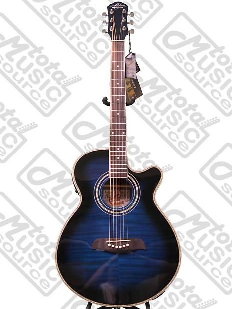 oscar schmidt by washburn og10ce concert folk a e guitar reverb. Black Bedroom Furniture Sets. Home Design Ideas