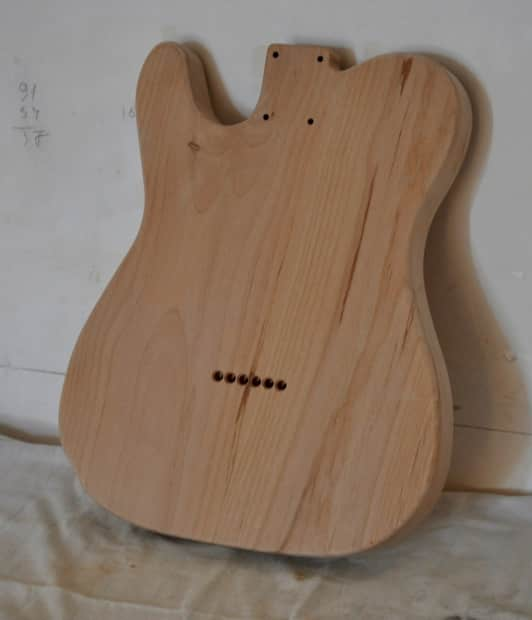 heavy relic tele telecaster body faded sonic blue us made 2 reverb. Black Bedroom Furniture Sets. Home Design Ideas