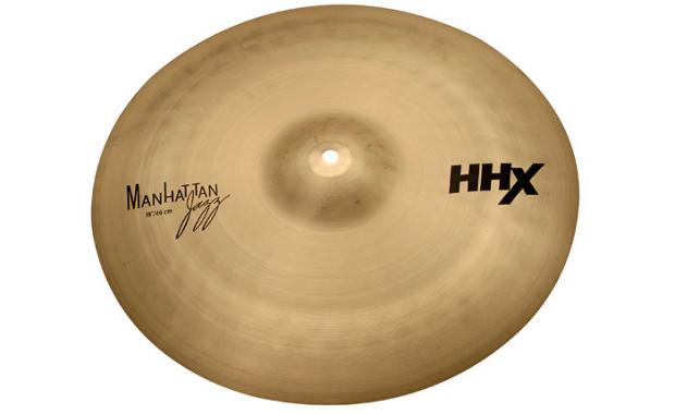 sabian hhx manhattan jazz 18 crash cymbal 11891xn reverb. Black Bedroom Furniture Sets. Home Design Ideas