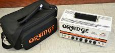 Orange Dual Terror 30/15/7-Watt 2-Channel Guitar Tube Amp Head image