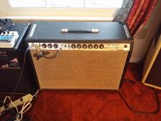 Fender Pro Reverb Late 60s Silverface image