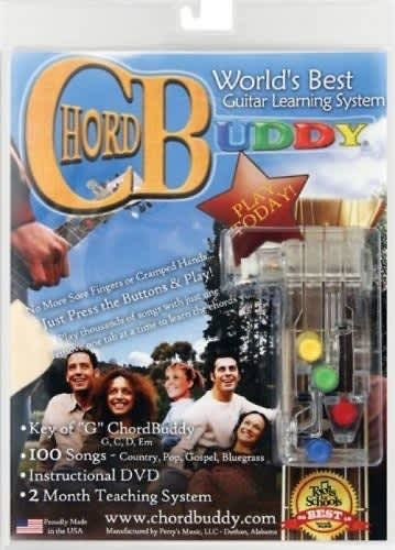 chord buddy system with instructional dvd 2 month teaching reverb. Black Bedroom Furniture Sets. Home Design Ideas