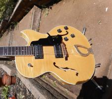 Guild  Starfire Natural Flamed finish image