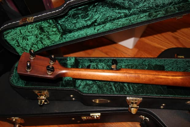Rickard Maple Ridge 11 Inch Dobson Open Back Banjo Reverb