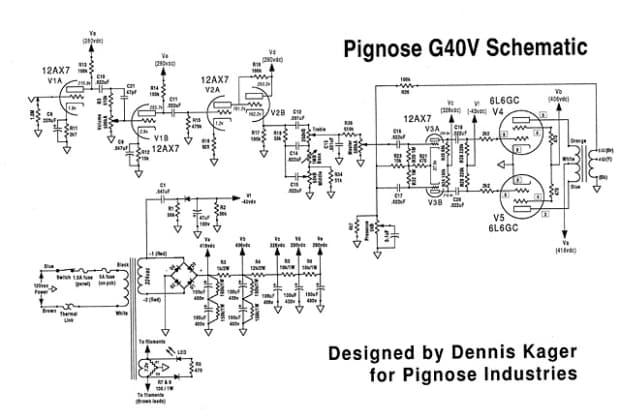 Pignose G40v