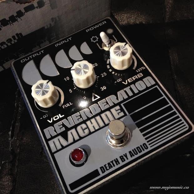 reverberation machine