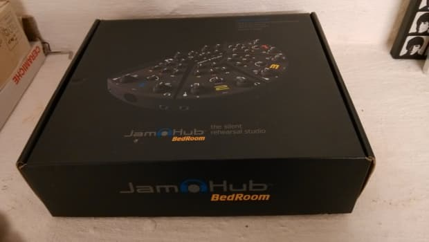 jamhub bedroom solemix remote black reverb