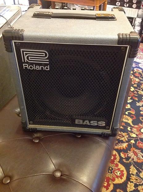 used roland super cube 40 bass amp reverb. Black Bedroom Furniture Sets. Home Design Ideas