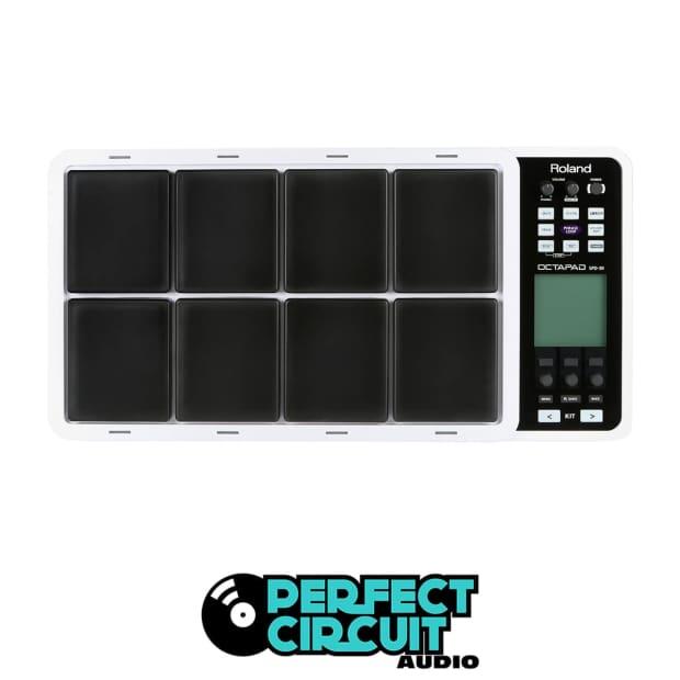 roland octapad spd 30 spd30 digital percussion drum pad demo reverb. Black Bedroom Furniture Sets. Home Design Ideas