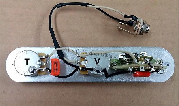 Custom Wiring Harness For Guitar : Atlantic custom guitars premium bill lawrence way tele