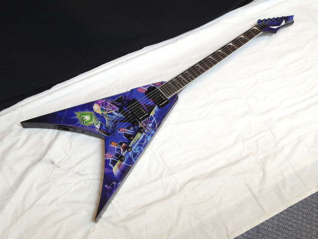 dean dave mustaine signature vmnt v guitar rust in peace rip reverb. Black Bedroom Furniture Sets. Home Design Ideas